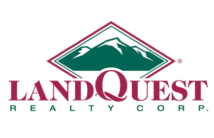 LandQuest<sup>&reg;</sup> Realty Corporation logo